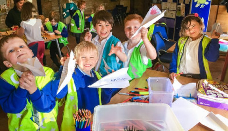 Paper Planes at Might Oaks at the Rugby club - Cirencester - MORCs